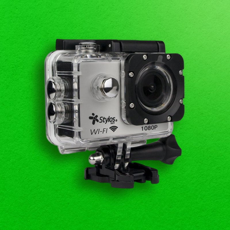 Products Home Stylos – Action Cam